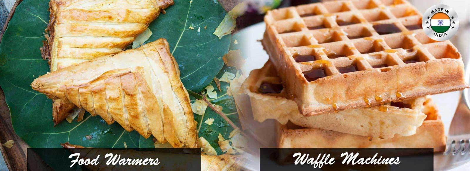 Food Warmers and Waffle Machines