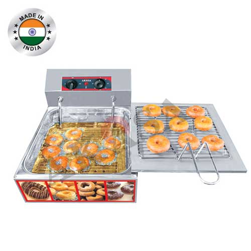 Donut Fryer Manufacturers in Chandigarh