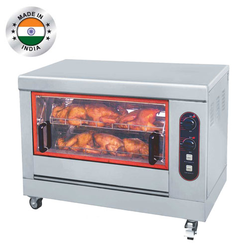 Imported Chicken Rotisserie Machine Manufacturers in Meerut