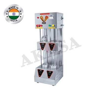 Cone Pizza Maker Manufacturers in Delhi