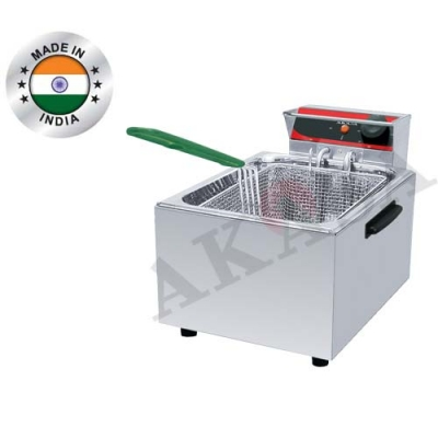 Electric Single Deep Fryer Manufacturers in Kanpur