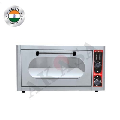 Electric Double Deck Stone Pizza Oven Manufacturers in Amritsar