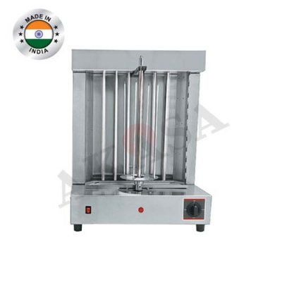 Electric Shawarma Machine Manufacturers in Meerut