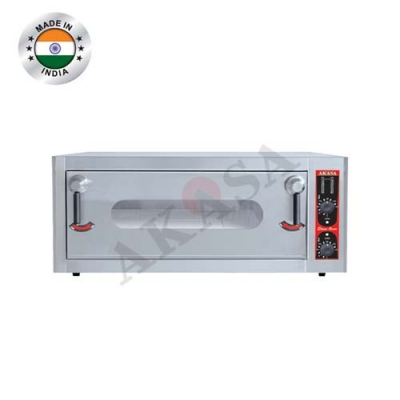 Electric Stone Deck Oven Manufacturers in Jammu