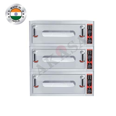 Electric Triple Deck Oven Manufacturers in Mumbai