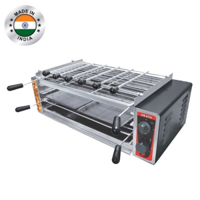 Gas Barbeque Manufacturers in Meerut