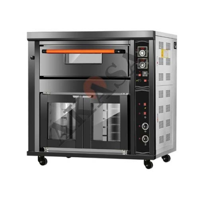 Gas Deck Oven Proofer Manufacturers in Chandigarh