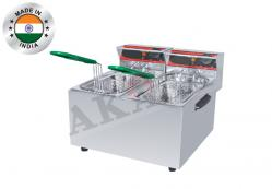 DEEP FRYER 5LTR DOUBLE Manufacturer in Jodhpur