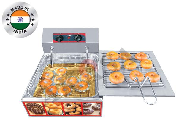 DONUT FRYER 1 Manufacturer in Kanpur