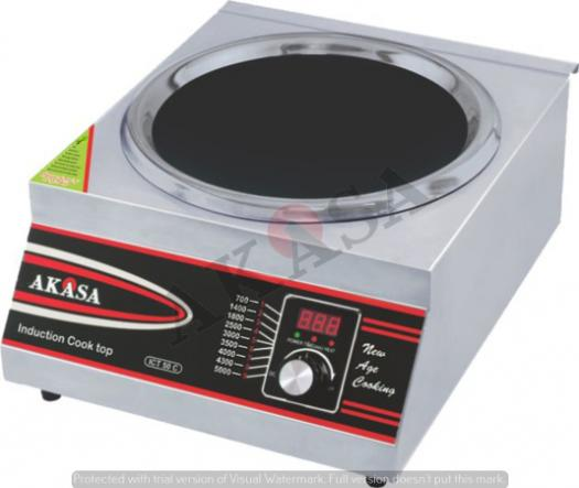 INDUCTION COOKTOP 50C