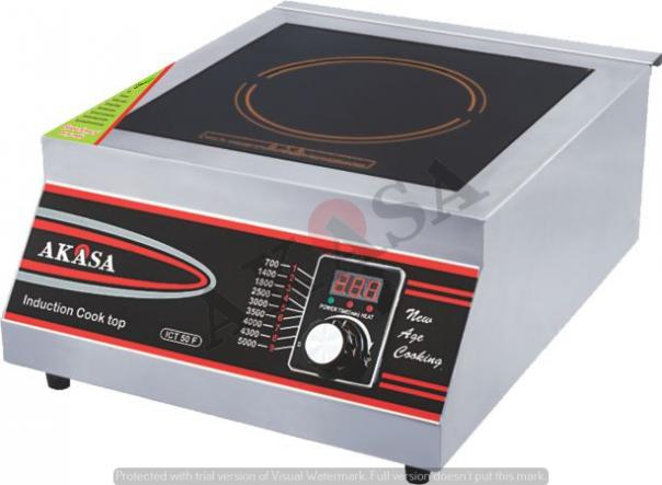 INDUCTION COOKTOP 50F