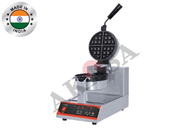 Waffle Machine Rotary Digital RWM8 DIGI FP Manufacturer in Kota